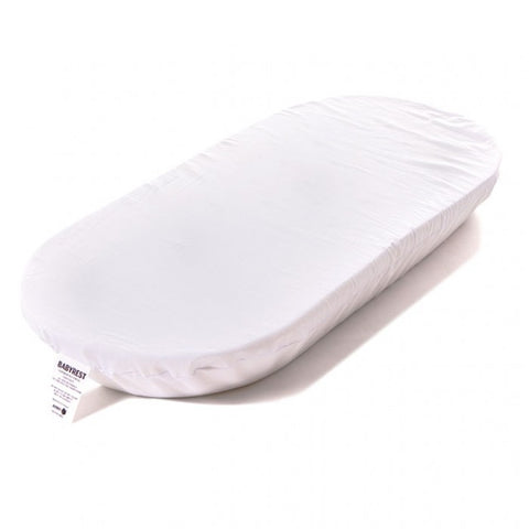 BabyRest | Tapered Bassinet Mattress : 720 x 340 x 75