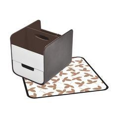 B Box | Diaper Caddy : Chocolate Chip