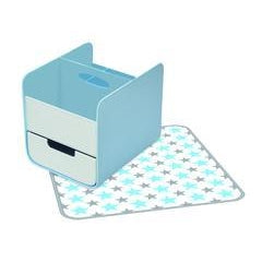 B Box | Diaper Caddy : Blue Lagoon