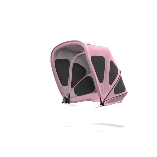 Bugaboo | Bee5 Breezy Sun Canopy : Soft Pink