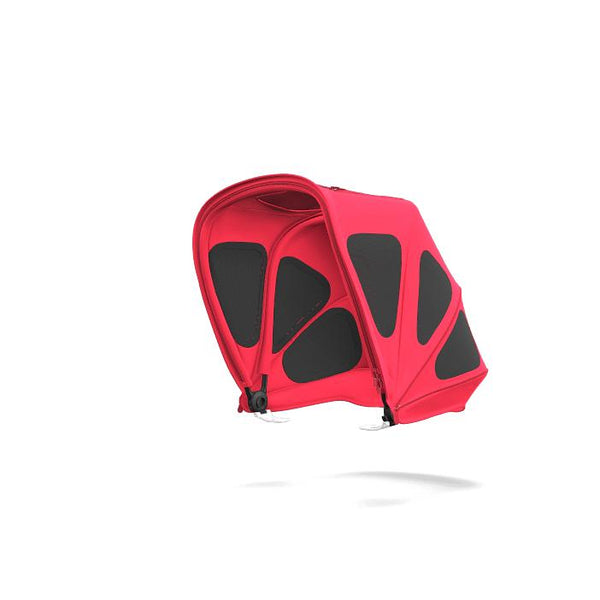 Bugaboo | Bee5 Breezy Sun Canopy : Neon Red