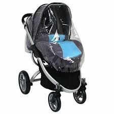 Valco Baby | Wind & Rain Cover for Rebel Q / Snap Ultra