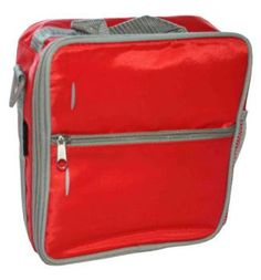 Fridge to Go | Lunch Box Small : Red