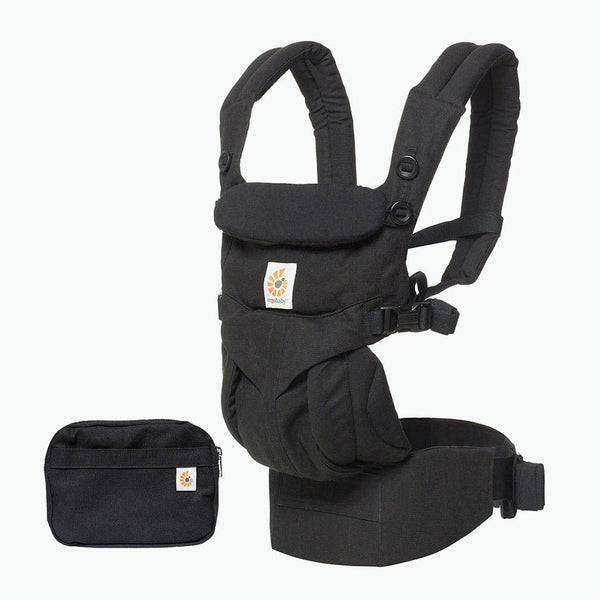 Ergobaby | All Position Omni 360 Carrier : Pure Black