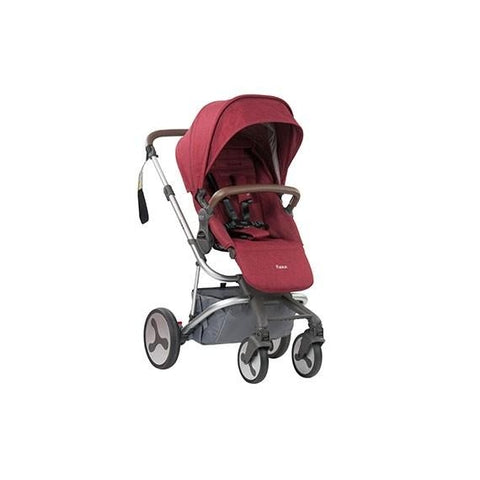 Britax | Flexx Stroller : Red FLOORSTOCK
