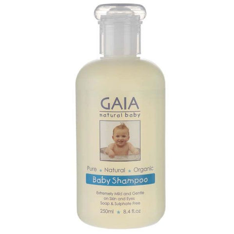 Gaia Natural Baby | Baby Shampoo 250ml