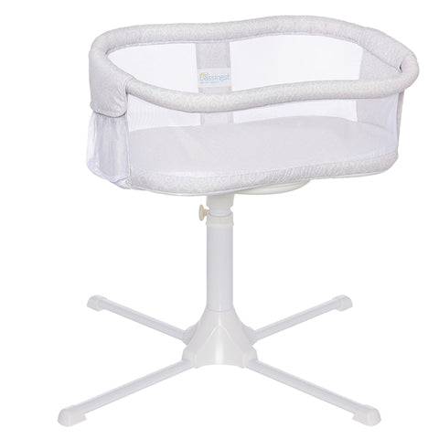 Halo Bassinest Swivel Sleeper : White