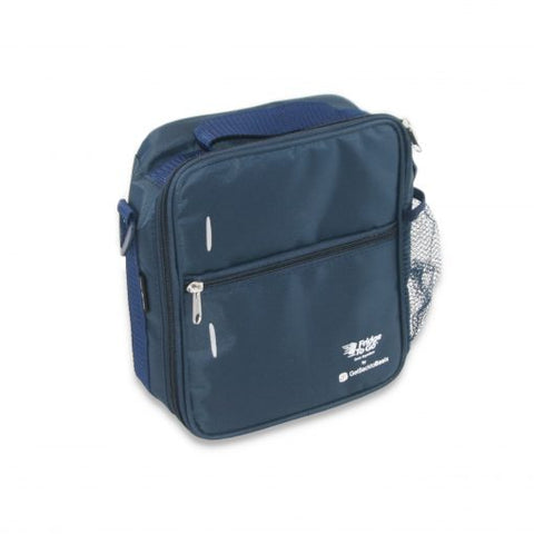 Fridge to Go | Medium Lunch Bag : Blue