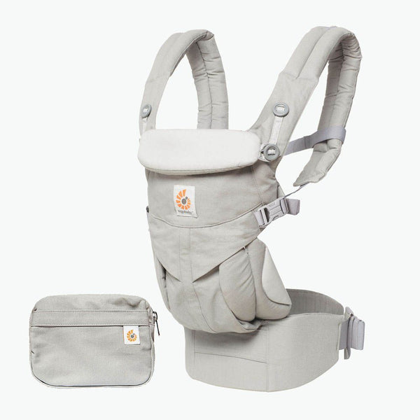 Ergobaby | All Position Omni 360 Carrier : Pearl Grey