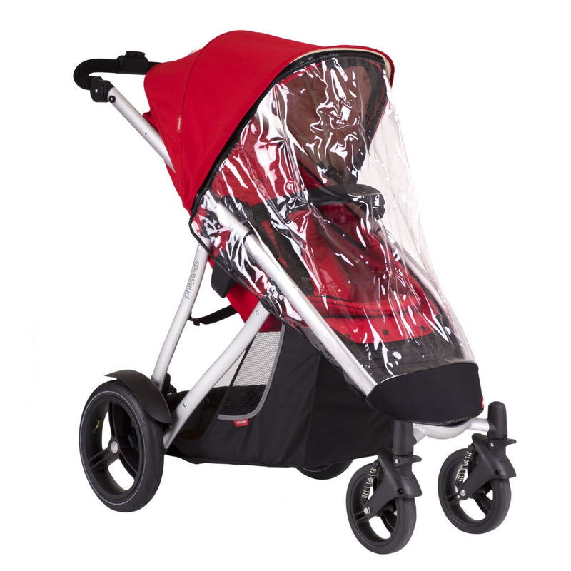 Phil Teds Buggy Single Storm Cover Verve Vibe