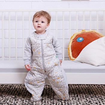 ergoPouch | Sleep Suit Bag 8-24 Months (TOG 3.5) - Triangle Pops