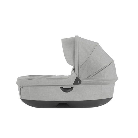 Stokke | Trailz & Crusi Carry Cot : Grey Melange