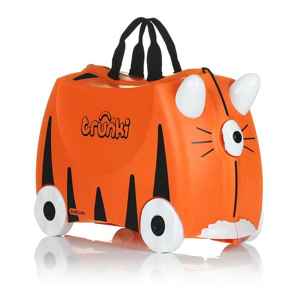 Trunki | Ride on Luggage : Tipu Tiger