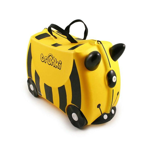 Trunki | Ride on Luggage : Bernard Bee
