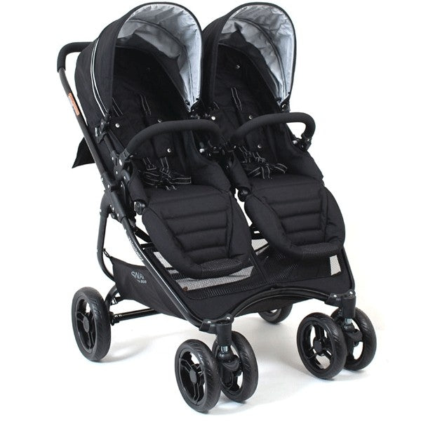 Valco Baby | Snap Ultra Duo Tailormade : Coal : Black