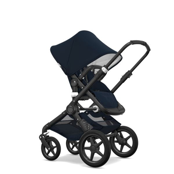 Bugaboo | Fox Classic+ Complete AU Black : Dark Navy (Pre Order for September Delivery)