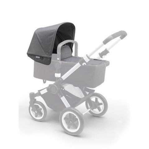 Bugaboo | Buffalo Tailored Fabric Set : Grey Melange