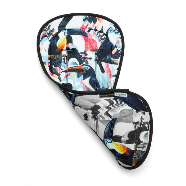 Bugaboo | Summer Seat Liner : Limited Edition | We Are Handsome : Toucan