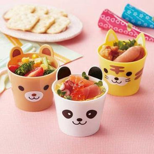 Animal Fun Cups