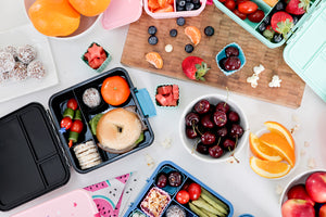 Little Lunch Box Co. Bento Three - Game On