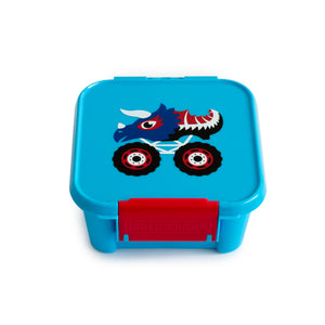 Little Lunch Box Co. Bento Two - Monster Trucks