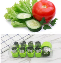 Vege Cutter  - Pack of 9