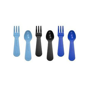 Lunch Punch Fork and Spoon - Set of 3