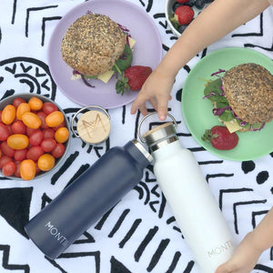 MONTII Insulated Stainless Steel  BOTTLE (600ML)