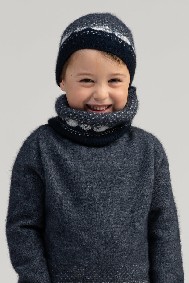Kids Sheep Snood