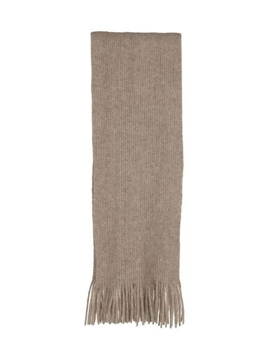 Native World-Unisex Possum Merino Tassle Scarf-shop online at www.thewoolpress.com