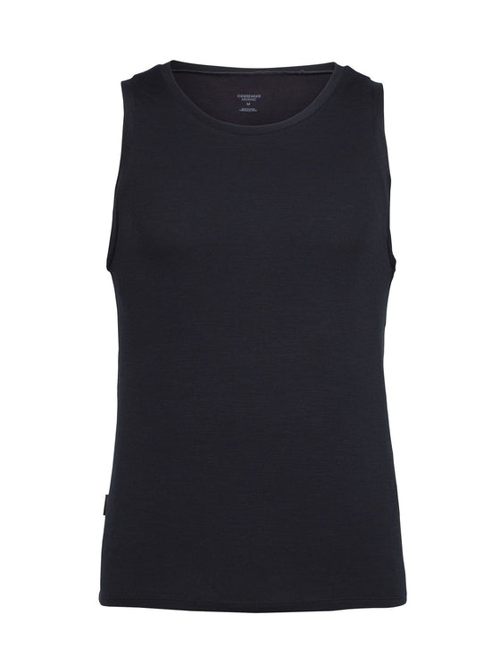 Mens Anatomica Tank-Icebreaker-The WoolPress Arrowtown