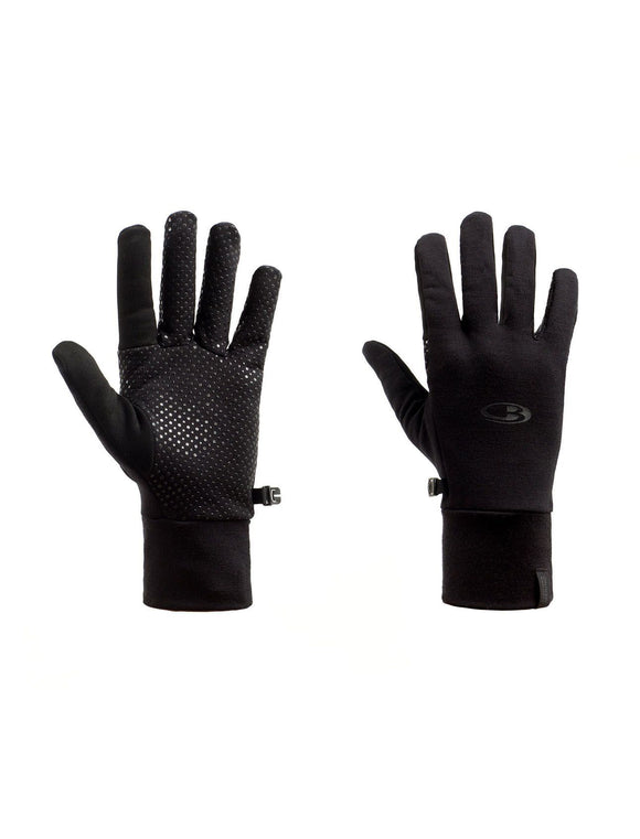 Icebreaker-Adult Sierra Gloves-shop online at www.thewoolpress.com