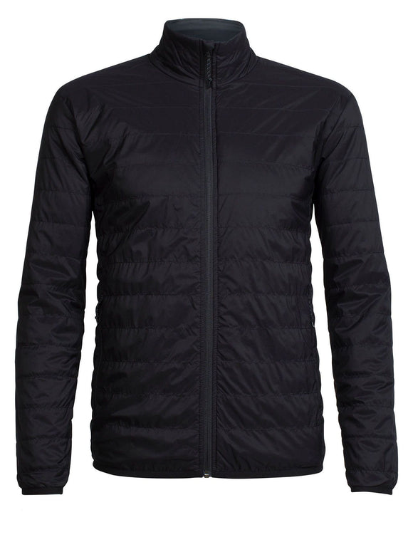 Icebreaker-Mens Hyperia Lite Jacket-shop online at www.thewoolpress.com
