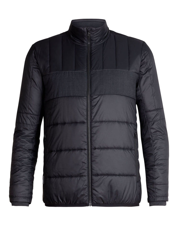 Icebreaker-Mens Stratus X Jacket-shop online at www.thewoolpress.com