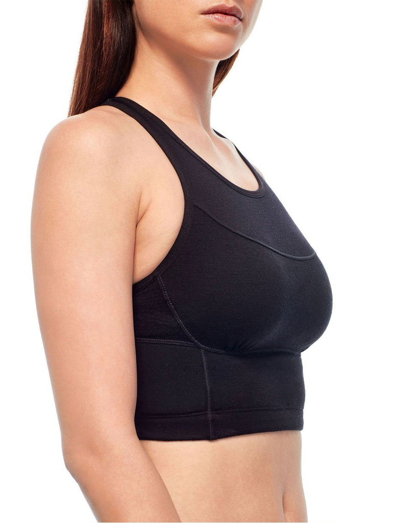 Womens Meld Zone Long Sport Bra