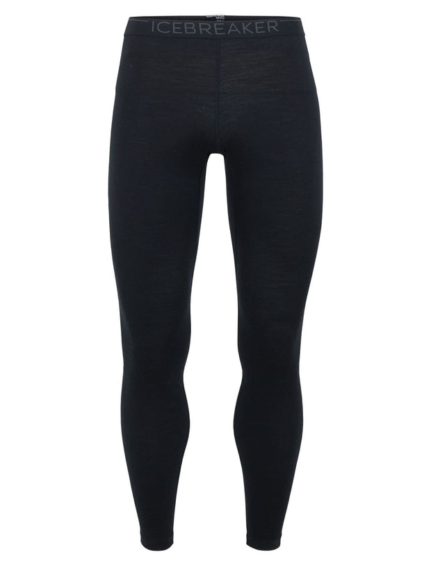 Mens 200 Oasis Leggings-Icebreaker-The WoolPress Arrowtown