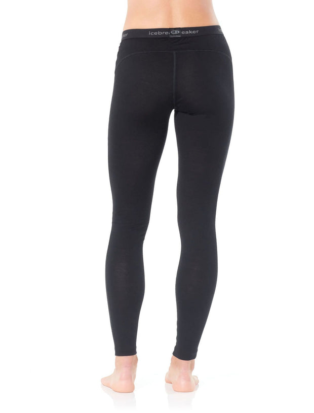 Womens 200 Oasis Leggings-Icebreaker-The WoolPress Arrowtown