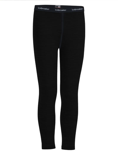 Kids 260 Tech Leggings 8-14 Years-Icebreaker-The WoolPress Arrowtown