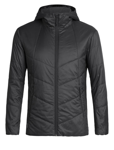 Mens Helix Hooded Jacket