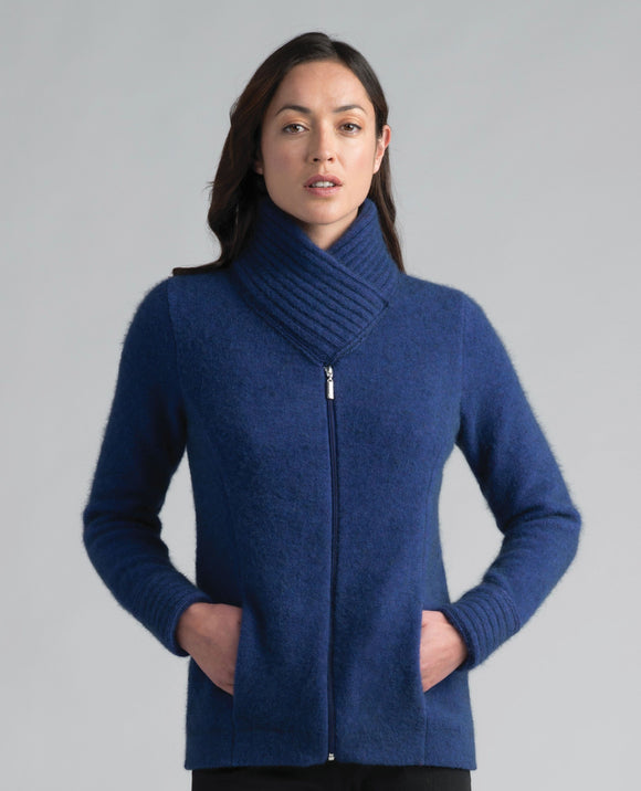 Merinomink-Womens Selwyn Jacket - Duke-shop online at www.thewoolpress.com