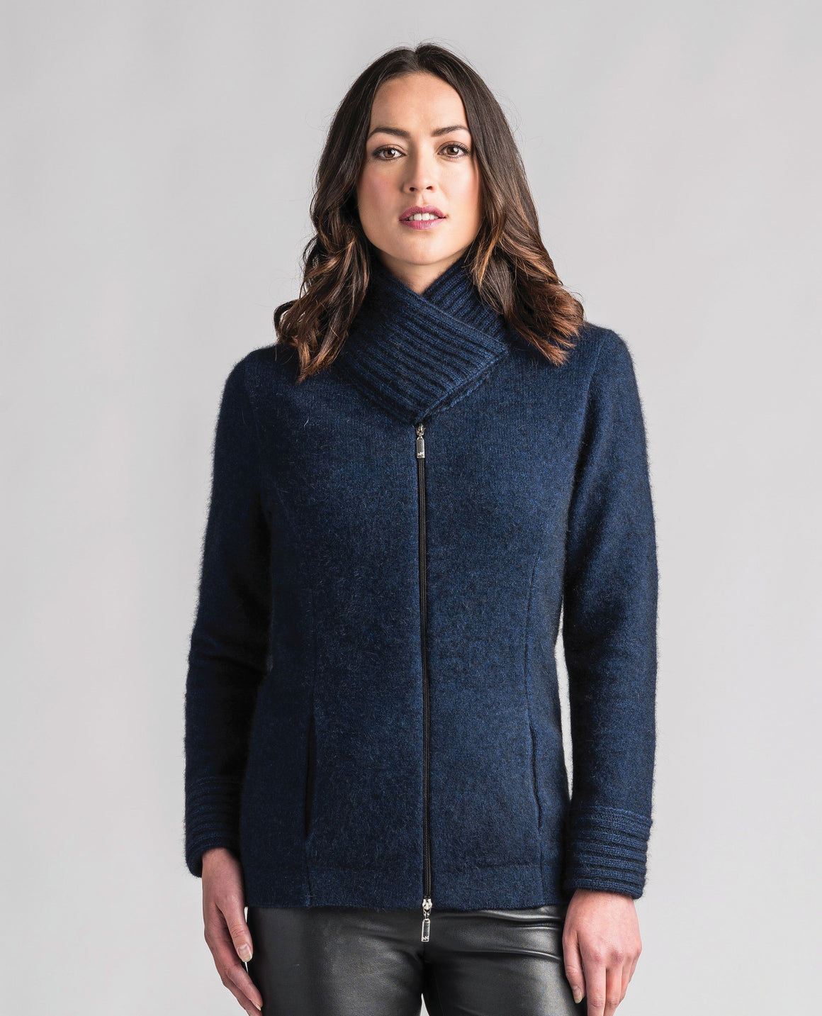 Merinomink-Womens Selwyn Jacket-shop online at www.thewoolpress.com