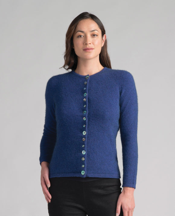 Merinomink-Womens Shell Cardi - Duke-shop online at www.thewoolpress.com
