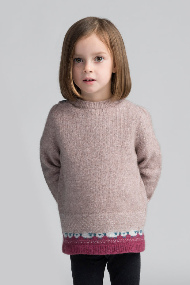 Kids Sheep Sweater