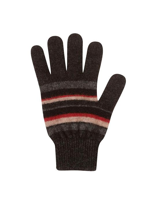 Stripe Gloves-Native World-The WoolPress Arrowtown