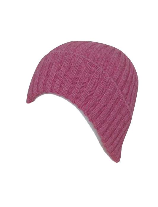 Native World-Womens Possum Merino Seamless Rib Beanie-shop online at www.thewoolpress.com