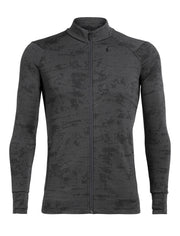 Mens Away II LS Zip - Icebreaker | thewoolpress.com