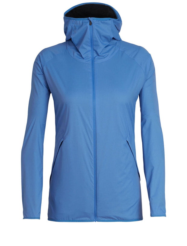 Womens Coriolis II Hooded Windbreaker