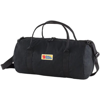 Vardag Duffel 30 Black | Shop Fjallraven shop at thewoolpress.com