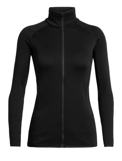Womens Elemental LS Zip