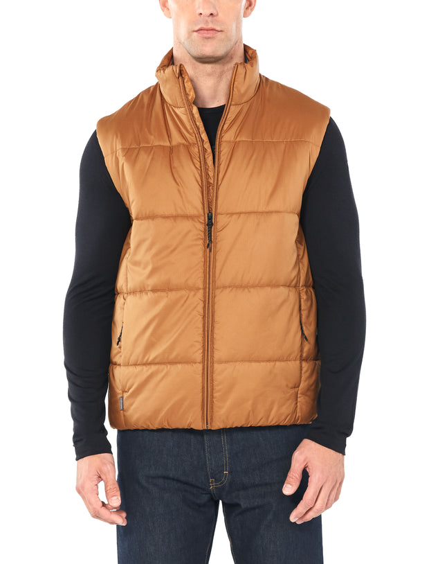 Mens Collingwood Vest | shop Icebreaker at TheWoolPress in Arrowtown, NZ